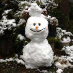 雪だるまオラフ似